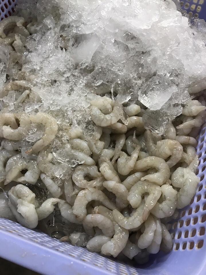 Frozen freshness vannamei PD