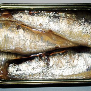 Sardine Canned Product