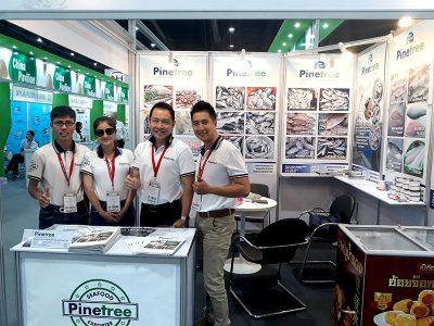 seafood exporter, frozen product, pinetree vietnam