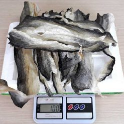 dried basa skin 100g