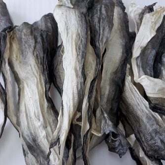 Dried Basa Skin  origin from Vietnam