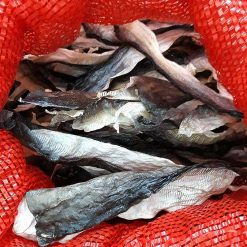 Dried Basa Skin origin from Vietnam
